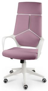 Кресло для руководителя Norden IQ фиолетовый