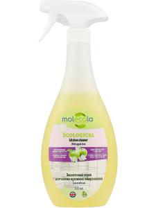 Спрей для кухонных поверхностей очищающий 500мл MOLECOLA