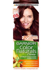 Краска для волос Color Naturals 4.62 Спелая Вишня Garnier