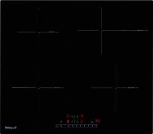 Индукционная варочная поверхность Weissgauff HI 641 BSC черный
