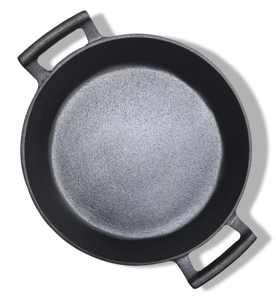 Сотейник Fissman 4143 3,2л черный