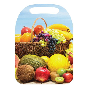 Доска разделочная К-158 «Корзина с фруктами»,  21*29*0,6 см Avanti