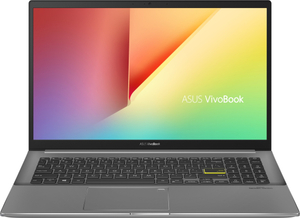 Ноутбук Asus S533EQ-BN259T (90NB0SE3-M04130) черный