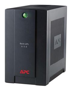 ИБП APC Back-UPS 650VA Standby with Schuko