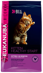 Корм Eukanuba для котят с курицей 2 кг