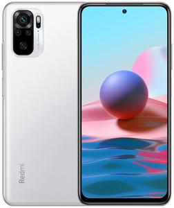 Смартфон Xiaomi Redmi Note 10S 128 Гб белый