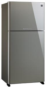 Холодильник Sharp SJ-XG60PGSL серебристый