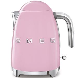 Чайник электрический SMEG KLF03PKEU розовый