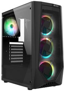 Корпус HIPER ORO-4RGB без БП черный
