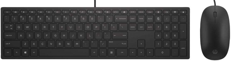 Комплект клавиатуры и мыши HP Pavilion 400