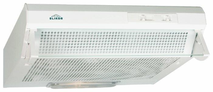 Вытяжка подвесная ELIKOR Призма 60П-290-П3Л белый