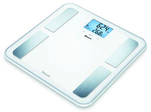 Весы напольные Beurer BF850 белый