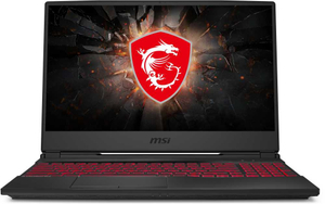 Ноутбук игровой MSI GL65 Leopard 10SCXR-024XRU (9S7-16U822-024) черный