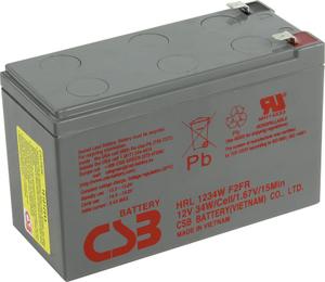 Аккумулятор CSB HRL 1234W F2FR (12V, 9Ah) для UPS