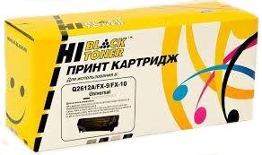 Картридж Hi-Black FX-10/FX-9/Q2612A