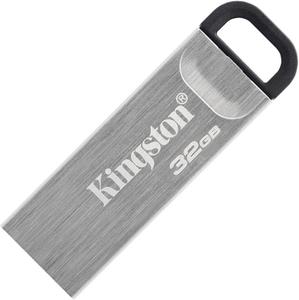 Накопитель Kingston DataTraveler Kyson <DTKN/32GB> USB3.2 Flash Drive 32Gb (RTL)