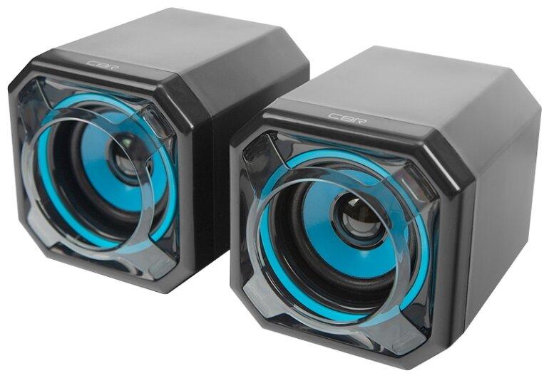 Колонки CBR CMS 498 синий