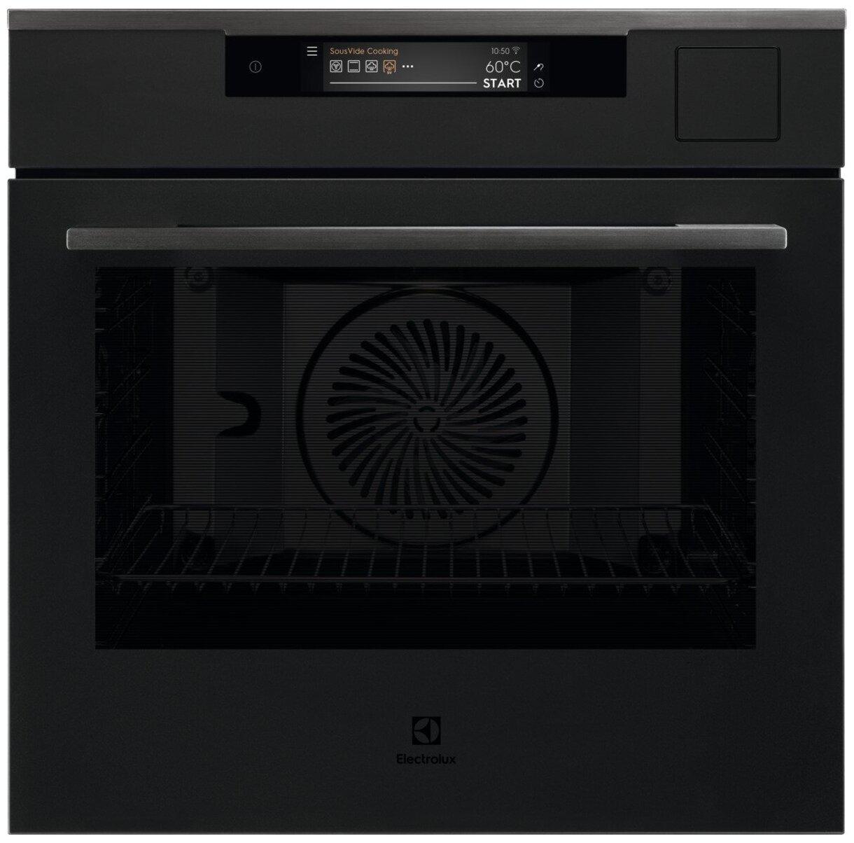 Духовой шкаф Electrolux KOAAS31WT черный