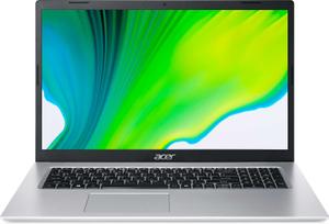 Ноутбук Acer Aspire 5 (A517-52-51DR) серебристый