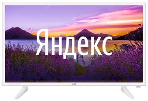 """Телевизор BBK 32LEX-7290/TS2C 32"""" (81 см) белый"""