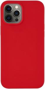 Чехол защитный «vlp» Silicone Сase для iPhone 12 ProMax, красный