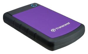 Внешний HDD накопитель Transcend TS2TSJ25H3P 2 Тб