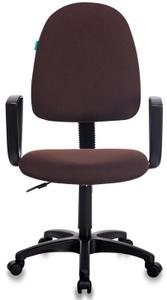 Кресло офисное Бюрократ CH-1300N коричневый