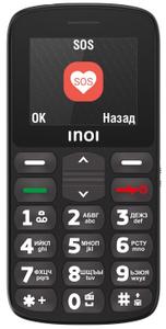 Сотовый телефон INOI 107B черный