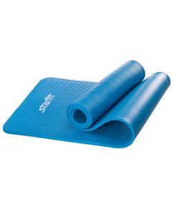 Коврик для йоги STARFIT FM-301 NBR 183x58x1,2 см, синий 1/6