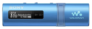 MP3-плеер Sony NWZ-B183F голубой