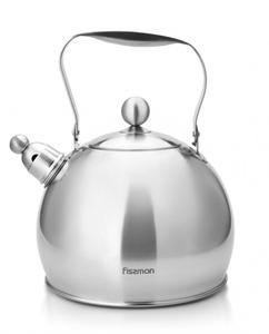 Чайник Fissman ADELE 5908 серебристый