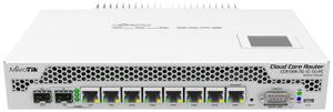 Маршрутизатор MikroTik Cloud Core Router [CCR1009-7G-1C-1S+PC]