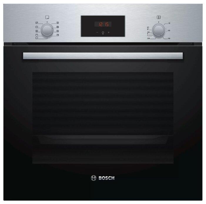 Духовой шкаф Bosch HBF114ER0R серебристый