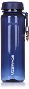 Бутылка для спорта UZSPACE, U-shape sports water bottle, 750 ml (6003) (Синий)