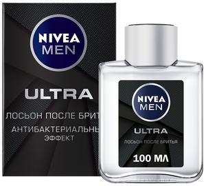 Лосьон после бритья ULTRA 100мл Nivea