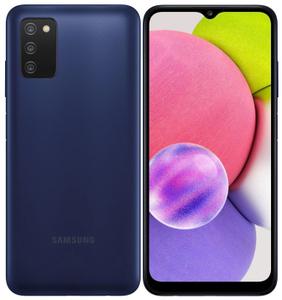 Смартфон Samsung Galaxy A03s 32 Гб синий