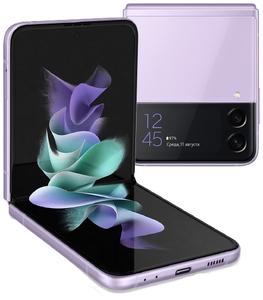 Смартфон Samsung Galaxy Z Flip3 128 Гб фиолетовый