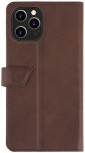 Чехол книжка Uniq для Apple iPhone 12 Pro Max коричневый