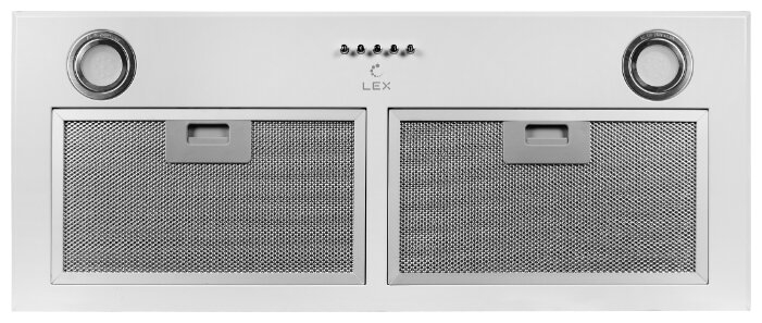 Вытяжка LEX GS Bloc P 900 WH белый