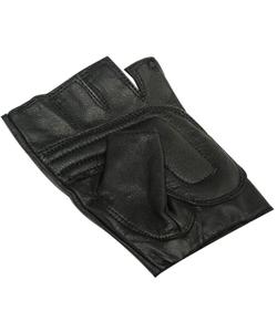 Перчатки для фитнеса STARFIT SU-115, черный (M)