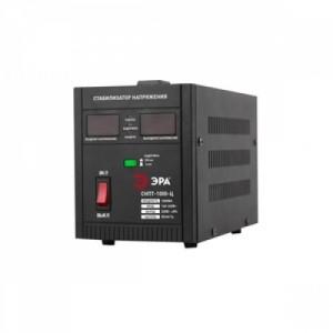 СНПТ-2000-Ц ЭРА Стабилизатор напряжения переносной ц.д,,  нет предохранителя