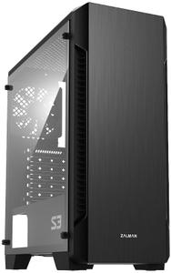 Корпус Zalman S3 без БП черный