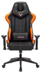 Кресло игровое Zombie VIKING 5 AERO оранжевый