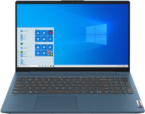 Ноутбук Lenovo IdeaPad IP5 15IIL05 (81YK001ERU) синий