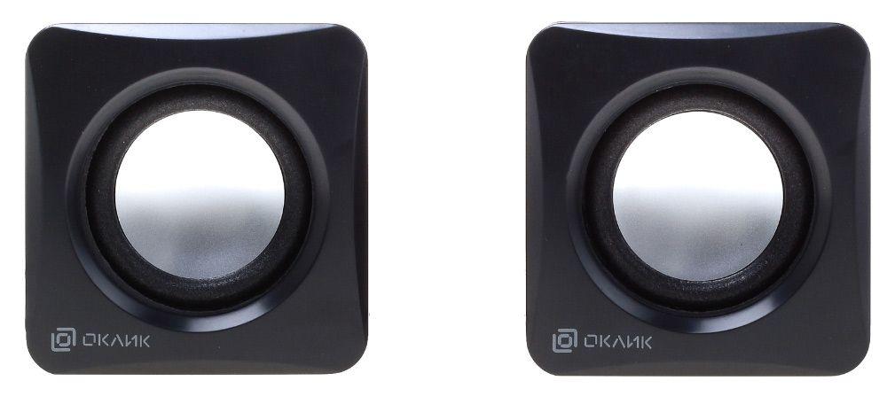 Колонки Oklick OK-330 черный