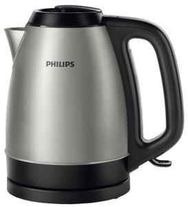Чайник электрический Philips HD9305/21 серебристый