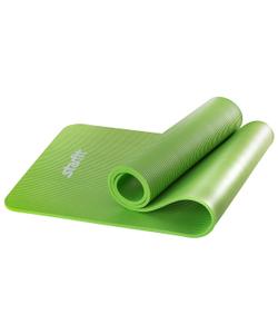 Коврик для йоги STARFIT FM-301 NBR 183x58x1,0 см, зеленый1/6