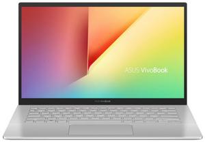 Ноутбук Asus X420FA-EB316T серебристый