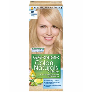 Краска для волос Color Naturals №113 Песочный блондин Garnier
