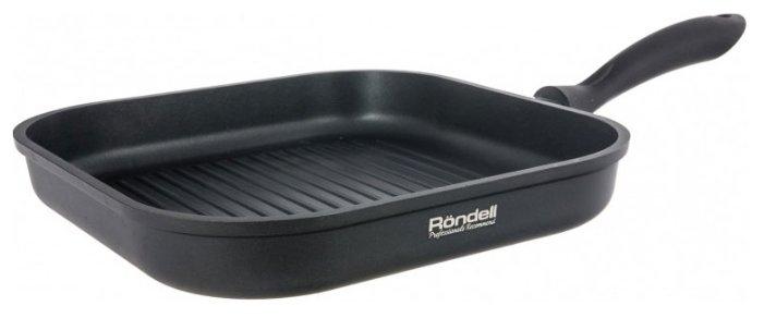 Сковорода- гриль Rondell Zeita RDA-119 черный